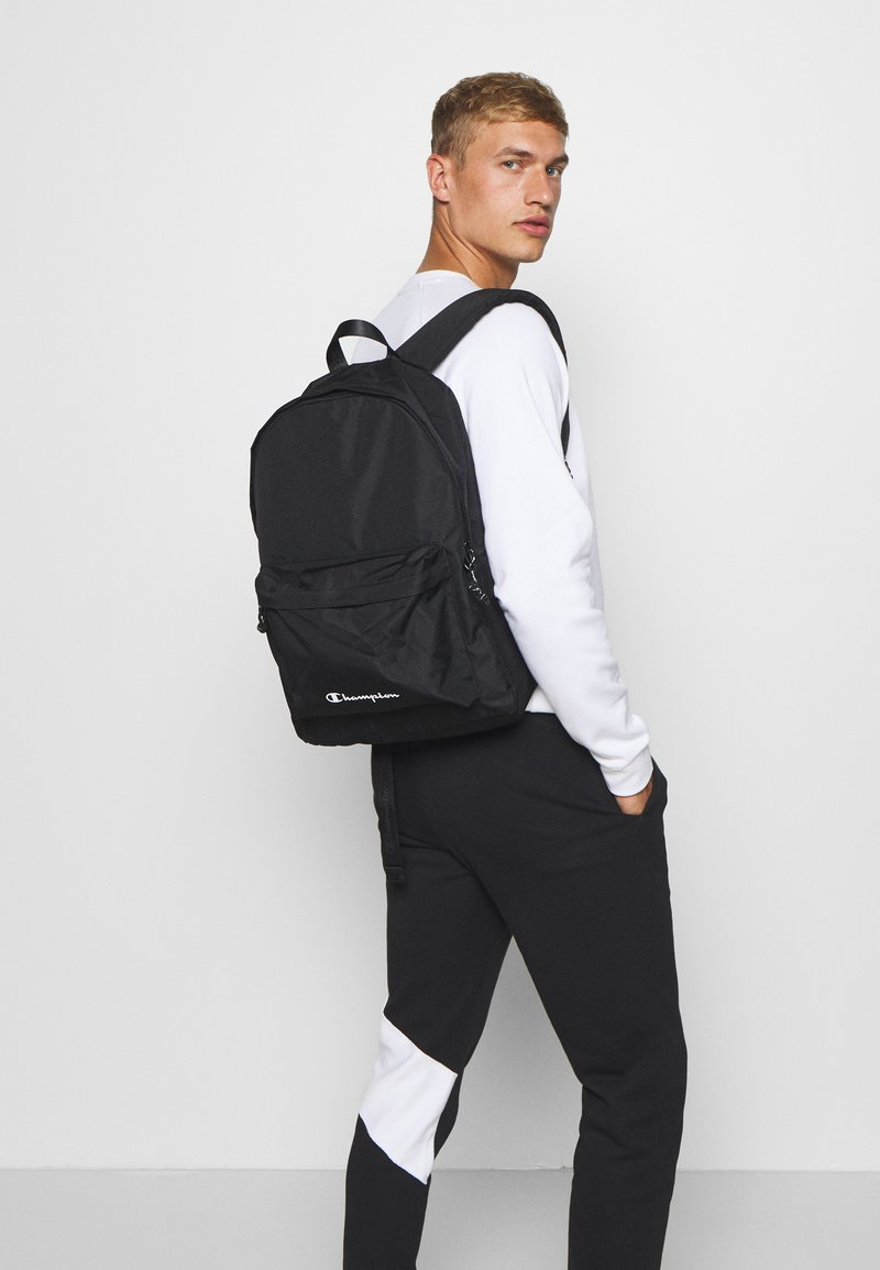 Champion - LEGACY BACKPACK - Rucksack - black