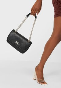Stradivarius - Handbag - black - 1