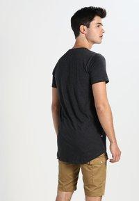 Redefined Rebel - JAX TEE - Basic T-shirt - black - 2