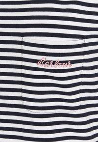 Barbour - HAREWOOD STRIPE DRESS - Žerzejové šaty - navy - 6