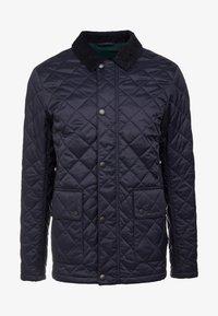 Barbour - DIGGLE QUILT - Light jacket - navy - 7