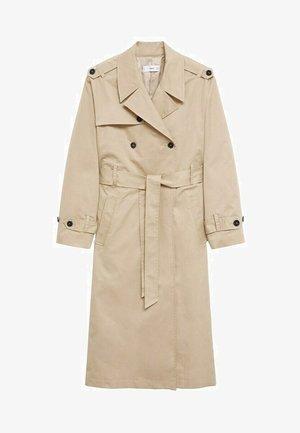 ANGELA-I - Trenchcoat - beige