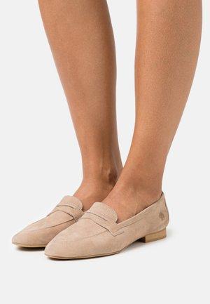 ZOE - Nazouvací boty - taupe