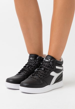 PLAYGROUND  - Zapatillas altas - black