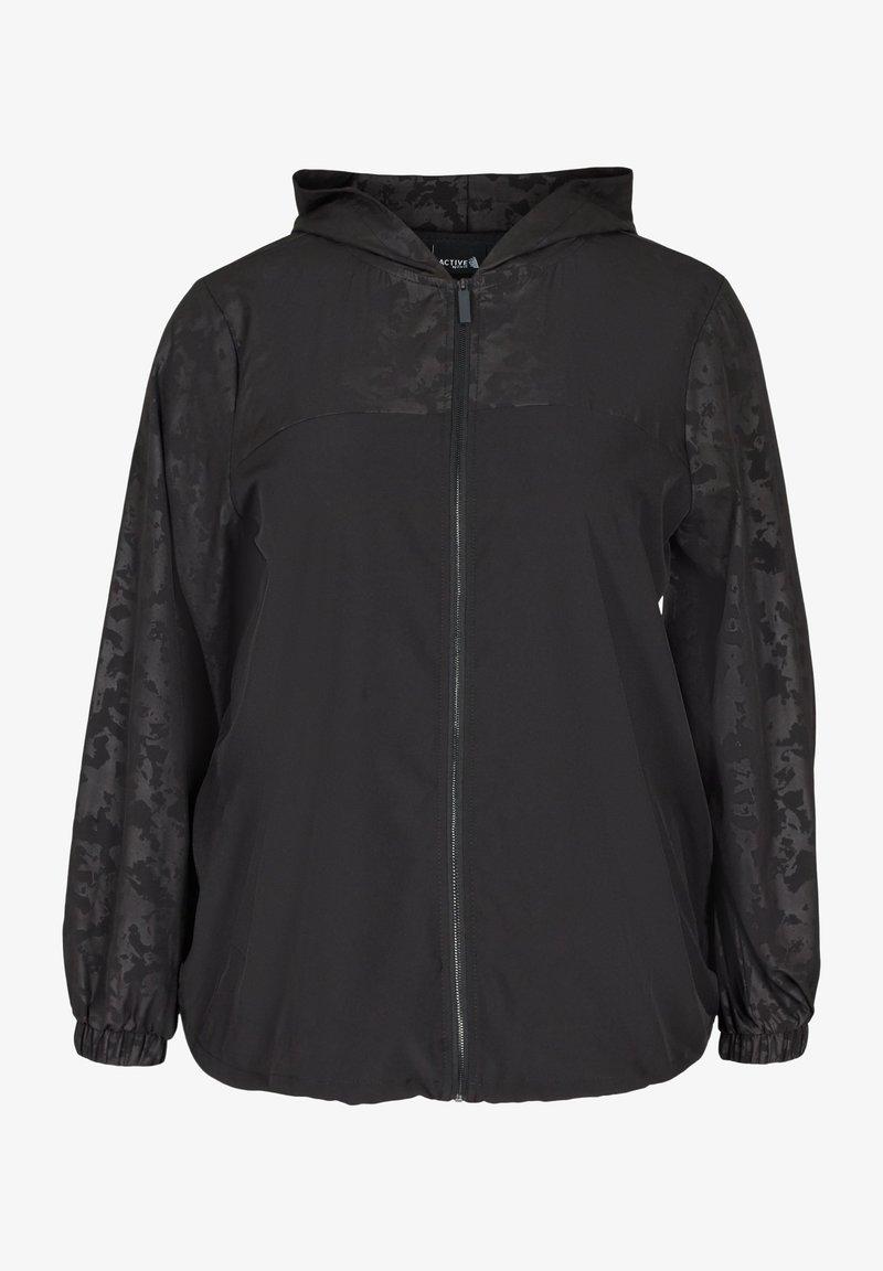Active by Zizzi - Summer jacket - black