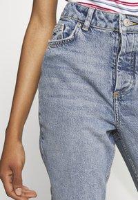 Pieces - PCCARA  - Jeans slim fit - light blue denim - 3