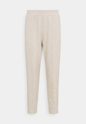 CHIORINI - Tracksuit bottoms - pearl melange
