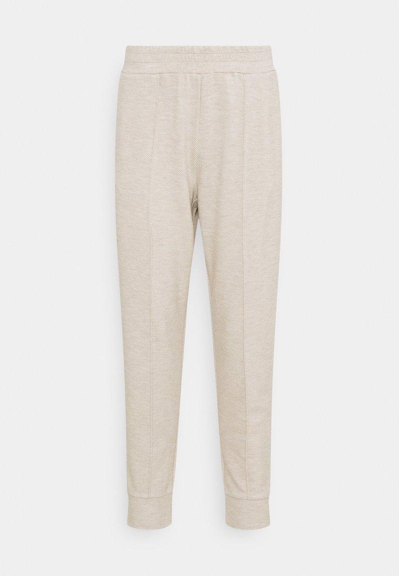someday. - CHIORINI - Pantalon de survêtement - pearl melange