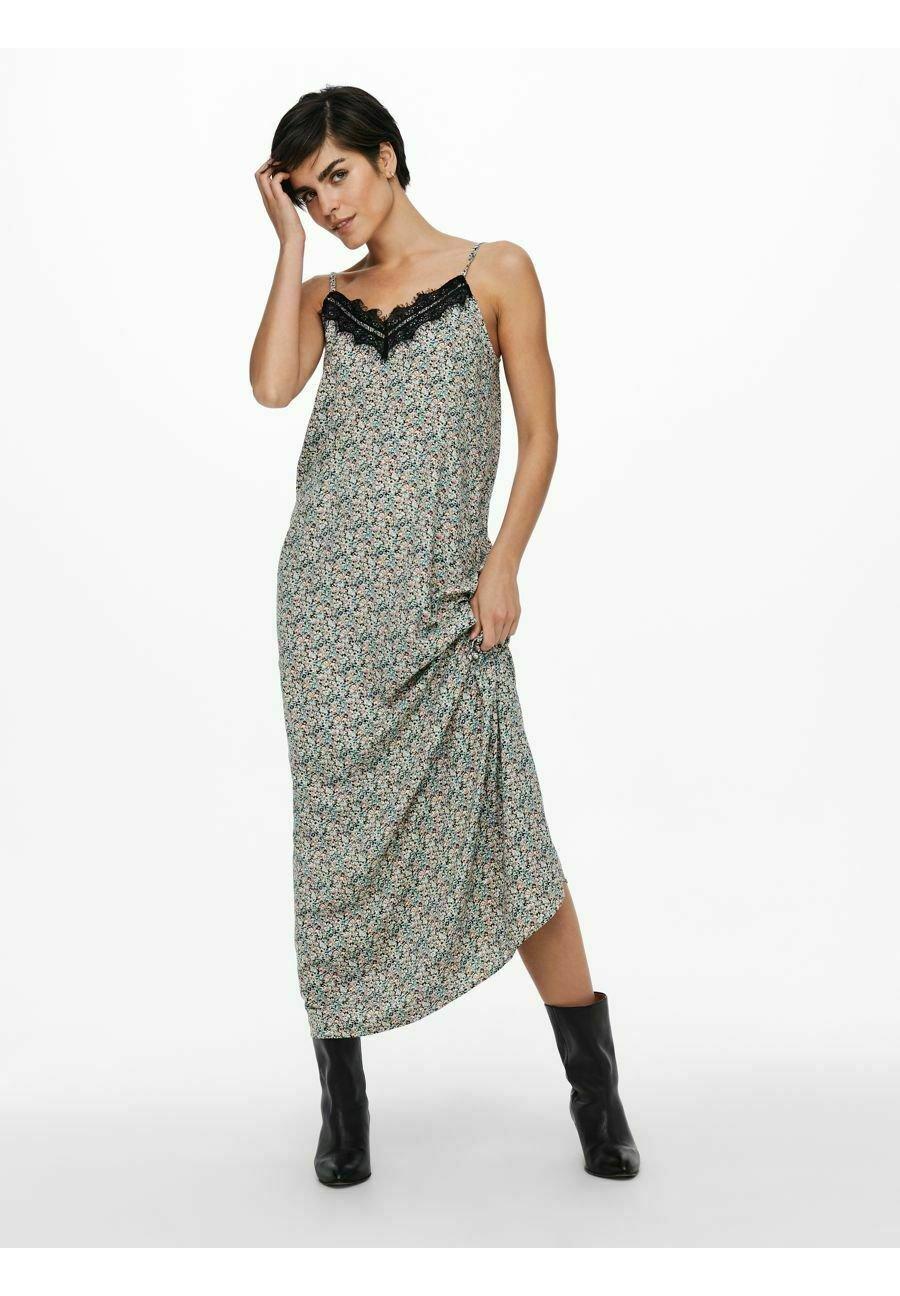 Donna SPITZE - Vestito lungo