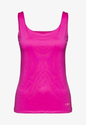 WOMAN DOUBLE - Sports shirt - bouganville