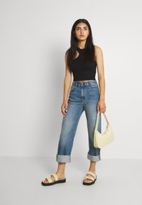 Levi's® Made & Crafted - LONG COLUMN - Jeans baggy - bespoke blue - 1