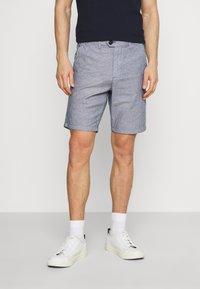 Selected Homme - SLHMILES FLEX - Shorts - blue depths - 0