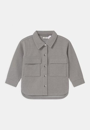 MINI  - Lehká bunda - grey melange