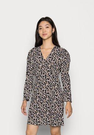 VMBIRD SALINA SHORT DRESS  - Robe d'été - black salina