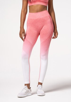 PHASE OMBRE  - Leggings - pink