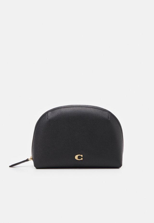 CROSSGRAIN JULIENNE COSMETIC CASE - Kosmetická taška - black