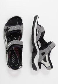 ECCO - OFFROAD - Walking sandals - titanium - 1