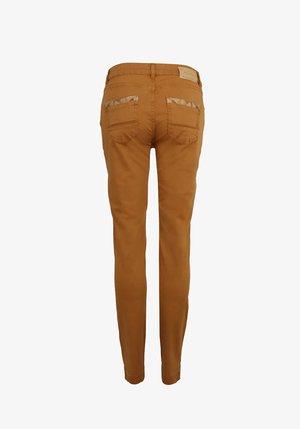 SUMNER DECOR - Trousers - braun