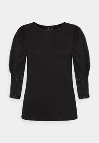 Vero Moda - VMLELA - Long sleeved top - black - 0