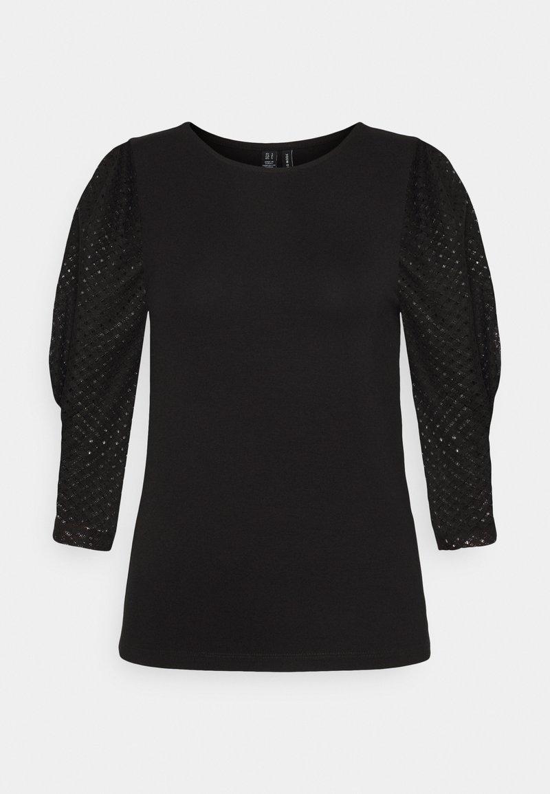 Vero Moda - VMLELA - Long sleeved top - black