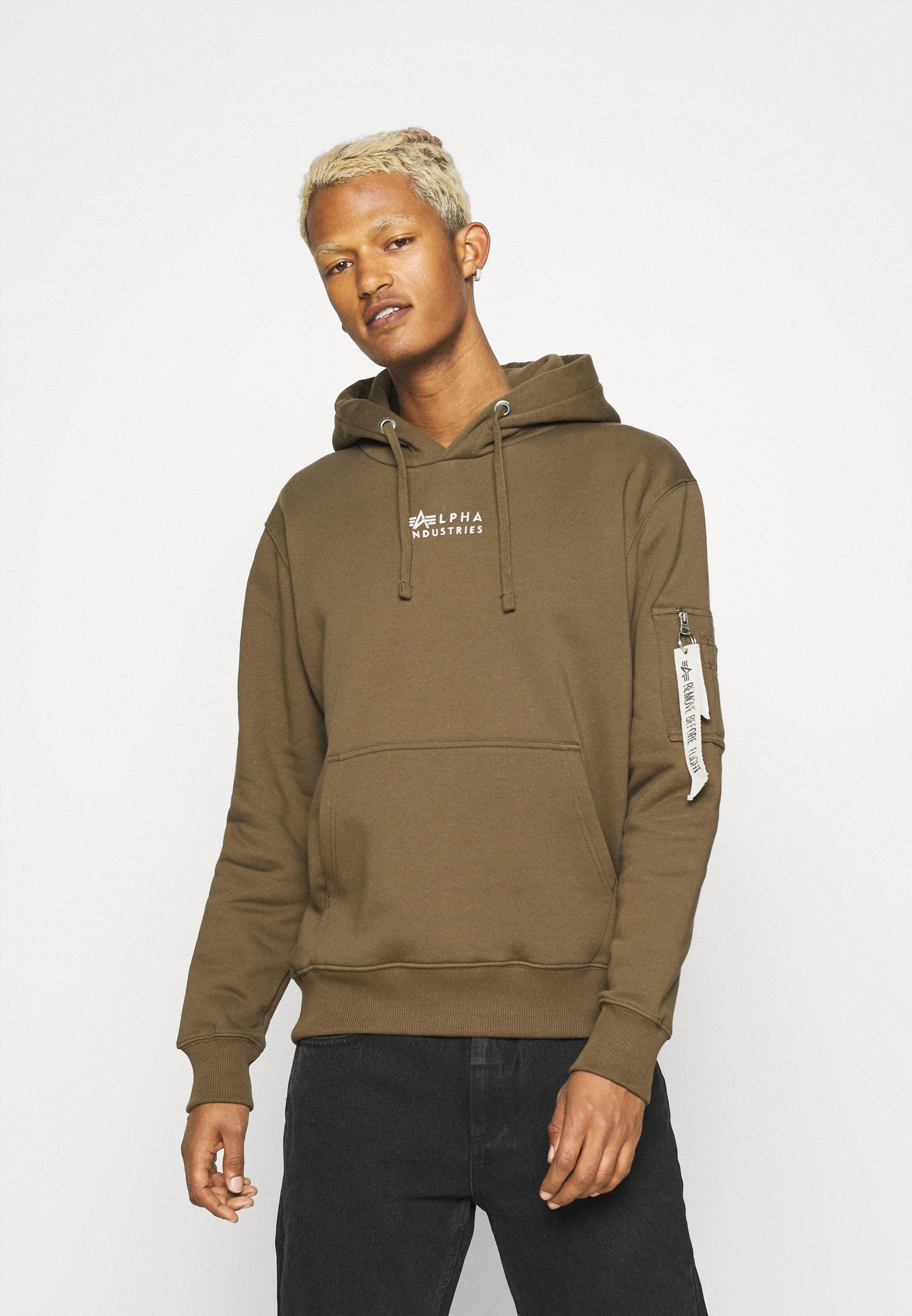Men ORGANICS HOODY - Sweatshirt