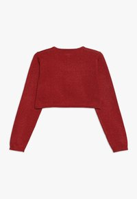 Staccato - TODDLER TEENS KID TEENAGER - Kardigan - red - 1