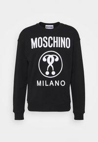 MOSCHINO - Sweatshirt - black - 7