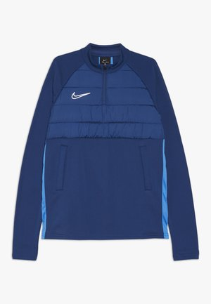 DRY PAD ACADEMY DRIL WINTERIZED - Sports shirt - coastal blue/light photo blue/silver