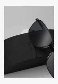 Prada - Sunglasses - black/polar grey - 2