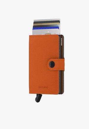 Wallet - yard orange