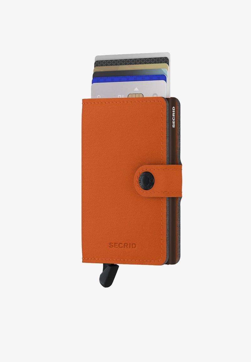 Secrid - Wallet - yard orange