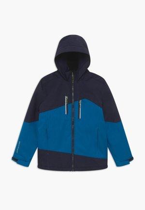 LYNGE - Outdoor jacket - dunkelnavy