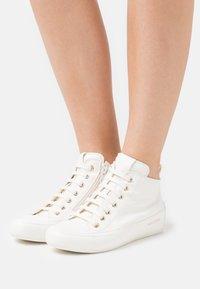 Candice Cooper - MID - Sneakers hoog - allume panna - 0