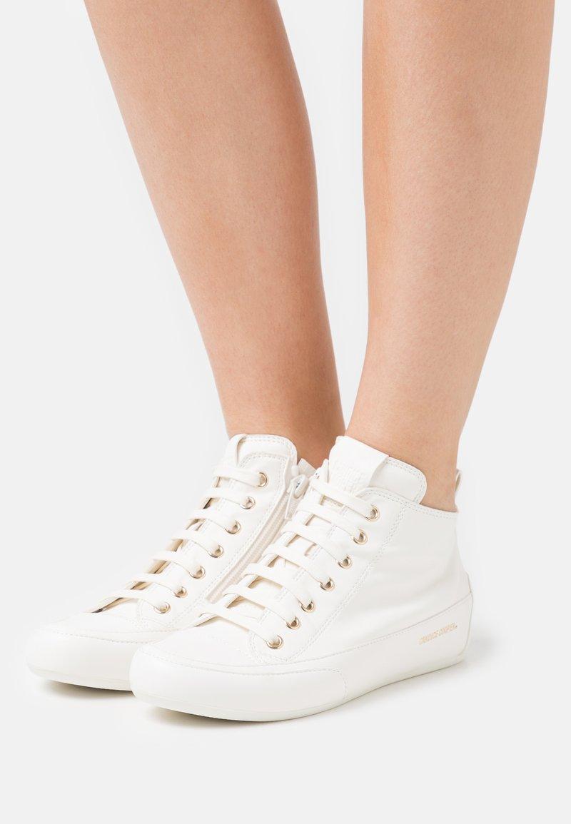 Candice Cooper - MID - Sneakers hoog - allume panna
