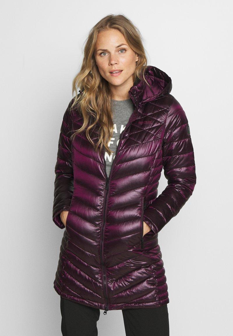 Regatta - ANDEL - Winter coat - prune