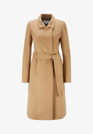 CETIVA - Classic coat - light brown