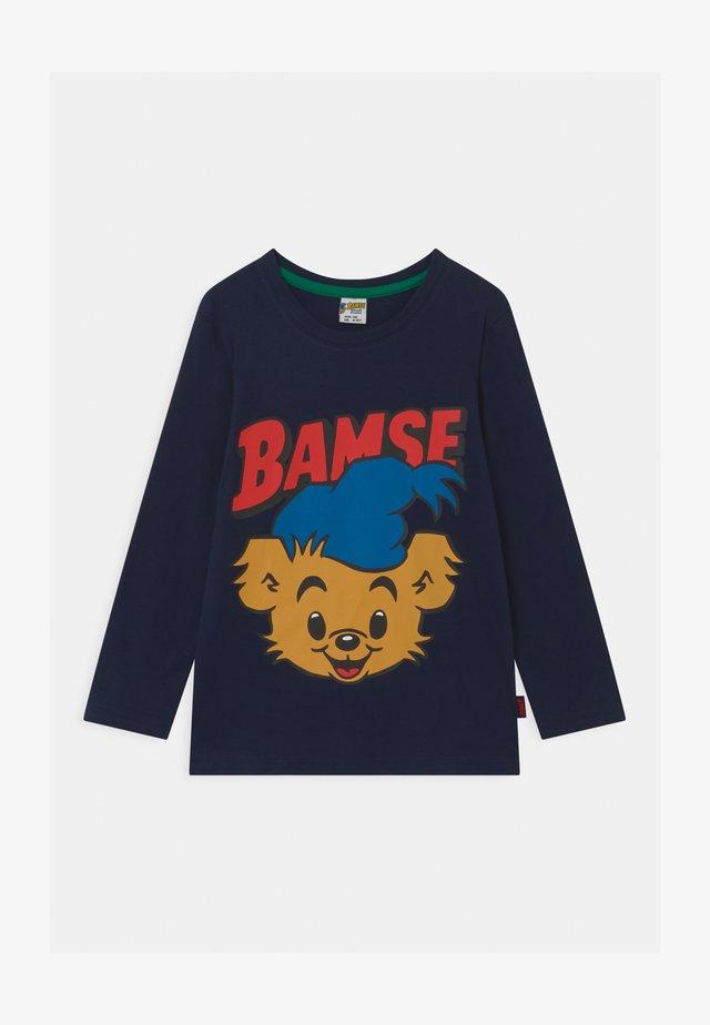 MINI BAMSE - Långärmad tröja - navy