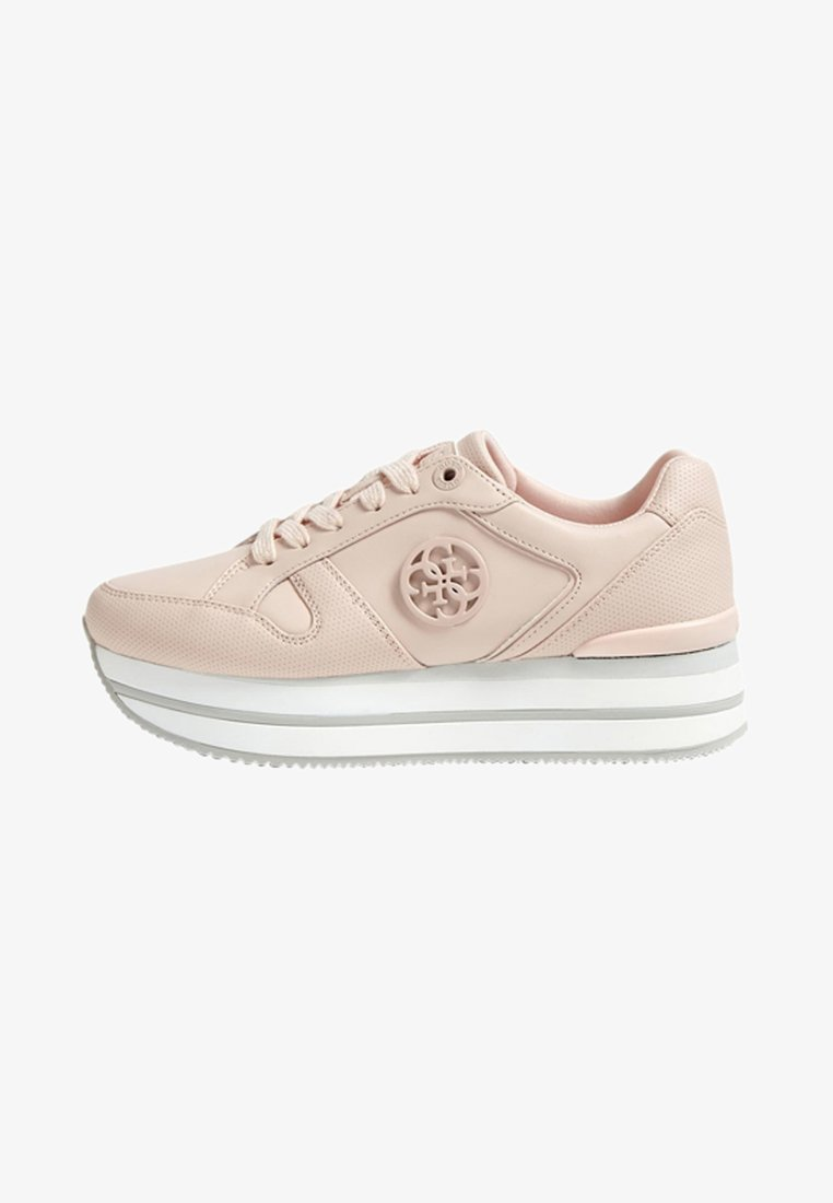 Guess - RUNNER DEALIA  - Trainers - bright rose