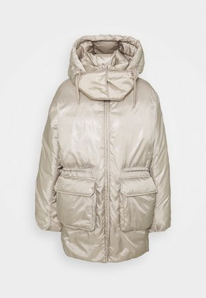 MARTINE PUFFER - Veste d'hiver - beige
