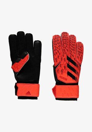 TORWARTHAND PREDATOR GL MATCH - Gloves - rot/schwarz