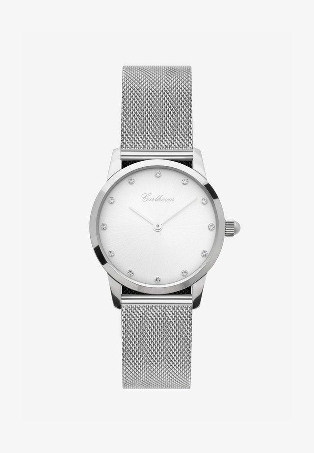 SOFIA 34MM - Klocka - silver-silver