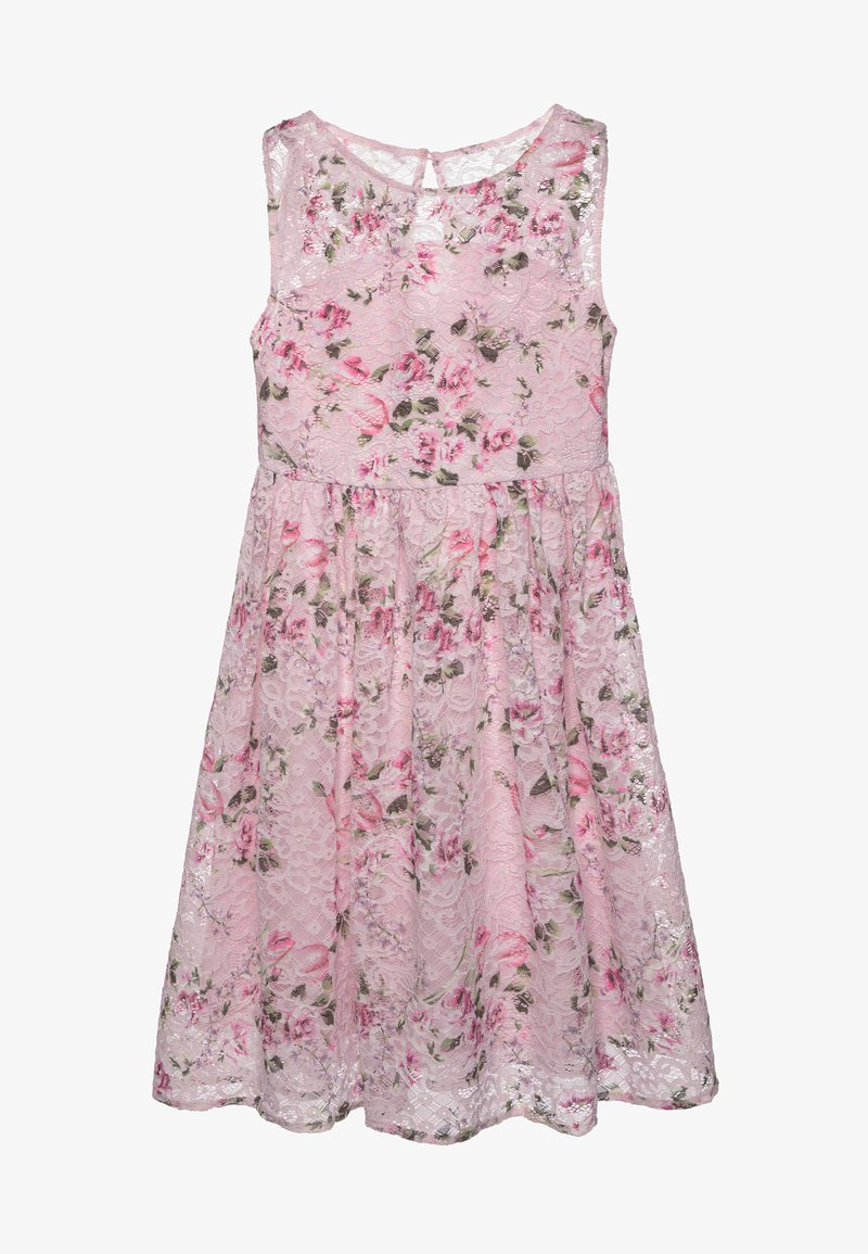 Chi Chi Girls - LONDON CLOVER DRESS - Cocktailjurk - pink