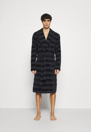 TOMMY ORIGINAL BATHROBE - Dressing gown - blue