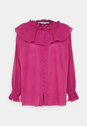 MAY - Blouse - bergonia pink