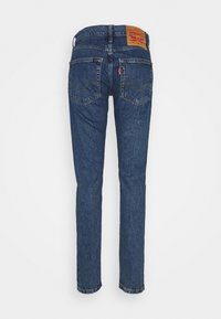 Levi's® - 512 SLIM TAPER LO BALL - Jeans slim fit - blue comet base - 1