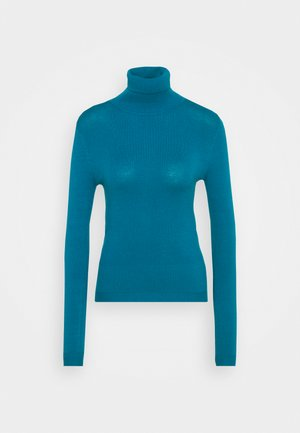 VMHAPPINESS ROLLNECK   - Jumper - mykonos blue