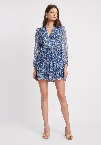 ROBE SUZY - Day dress - blue