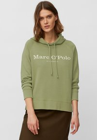 Marc O'Polo - Hoodie - dried sage - 0