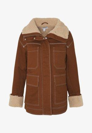 SOLANGE - Winter jacket - brown