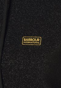 Barbour International - WHEELSPIN OVERLAYER - Hoodie - black - 7